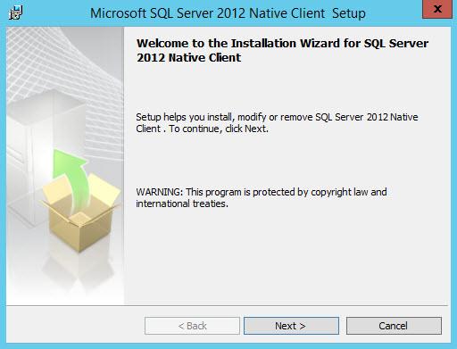 Sqlncli.msi sql server 2012 baixar